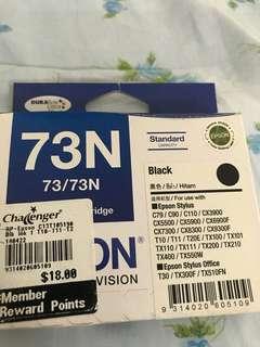 Epson 73N (Black) Printer ink