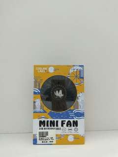 🚚 Cooling Labs Mini Fan (USB RECHARGEABLE MINI FAN)