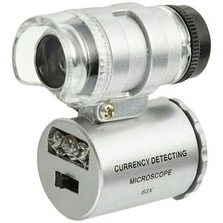 BlueDot Trading 60x Magnification Jewellers Loupe