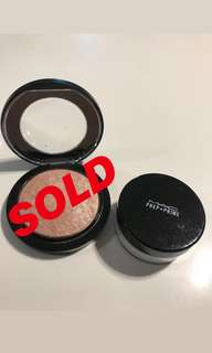 💯Authentic MAC Highlighter / Loose Powder