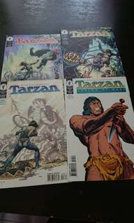 Tarzan Comics Bundle Dark Horse