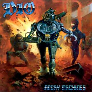 Dio – Angry Machines CD