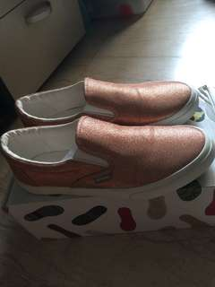 Superga Slip on Lamew 2311 Rose Gold