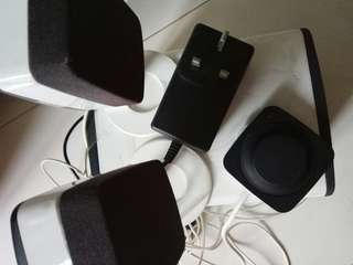Dell 2.1 speakers