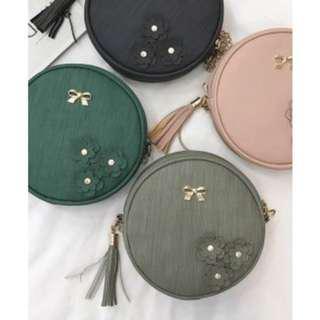 🌱 Circle Sling bag 🌱
