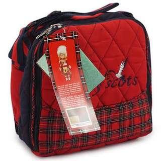 Diaper bag kecil baby scots