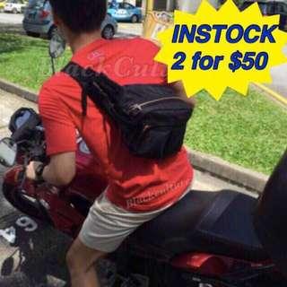 Biker Tanker Bag Pouch