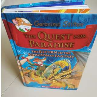 The Quest for Paradise The Return to the Kingdom of Fantasy