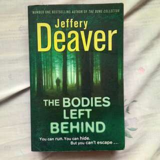 Jeffery Deaver's The Bodies Left Behind