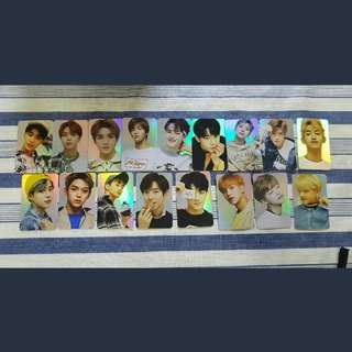 🌱NCT Hologram PC