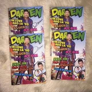 """Darren Espanto """"DARREN"""" Album"""