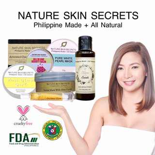 Beauty Products FDA Approved