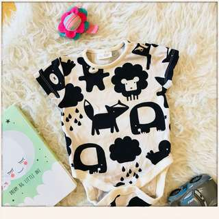 🌺NEXT baby romper 0-3m #july50