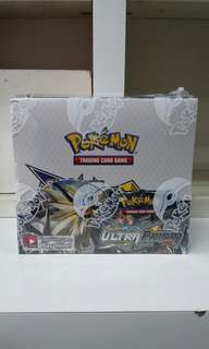 Pokemon TCG Sun & Moon Ultra Prism Booster