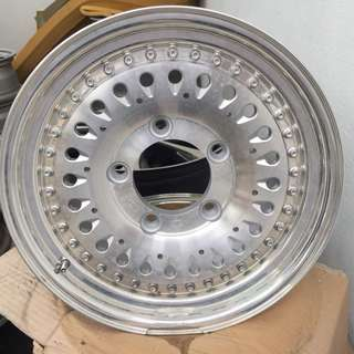 16 inch Metal Rim for Toyota Land Cruiser 5x150 PCD