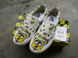 Vans Slip-On OG Classic Spongebob Yellow