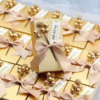Premium Chocolate Box Doorgifts