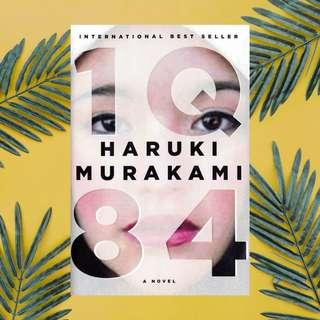 [eBook] Haruki Murakami 1Q84