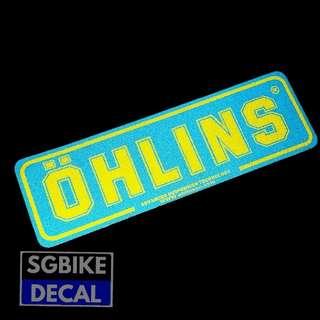 Ohlins Reflective