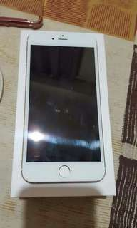 iPhone 6 plus with free Tempered Glass