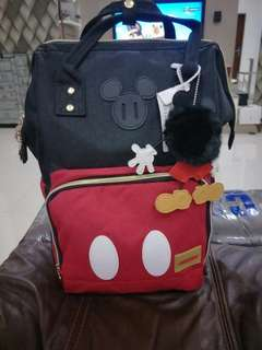 Disney diaper backpack