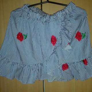 Gingham Skirt#OOTD
