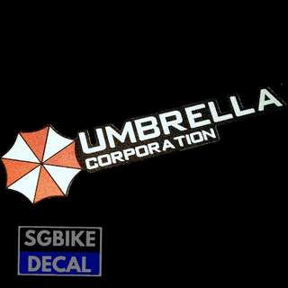 Umbrella Coporation Reflective