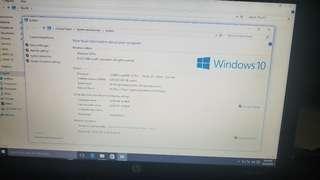 HP Laptop, Desktop-615JKOF