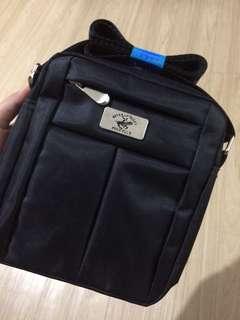 Black Beverly Hills Polo Club Sling Bag