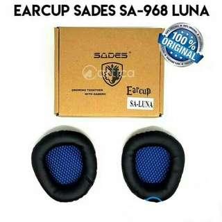 Earcup Gaming Sades SA-968 Luna
