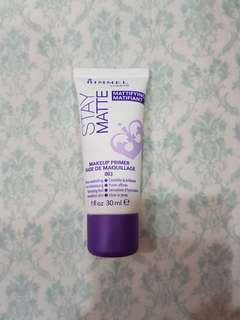 RIMMEL stay matte makeup primer