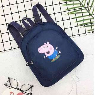 PEPPA PIG BAG 3 COLORS