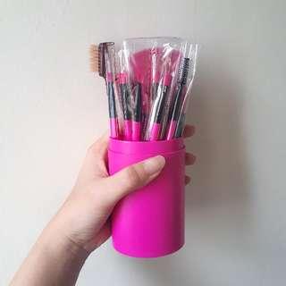 Set Brush Makeup