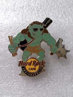 Hard Rock Cafe Pins ~ INDIANAPOLIS HOT 2013 GAMING CON PIN!