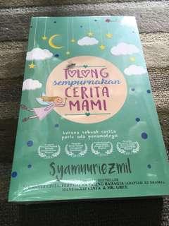 Tolong Sempurnakan Cerita Mami, Syamnuriezmil