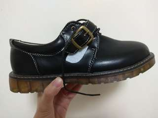 🚚 學院風 布鞋 皮鞋
