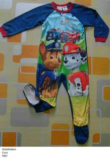 Sleepsuit combo mix for 5yrs