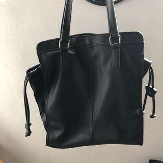 實用袋 黑色大袋