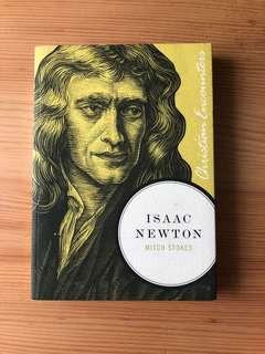 Issac Newton by Mitch Stokes