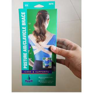 OPPO Posture Aid/Clavicle Brace