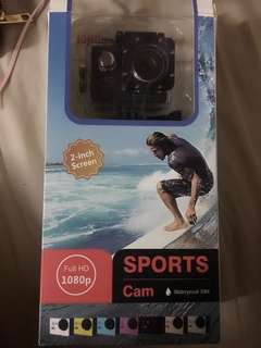 Brand New Sports Action Camera