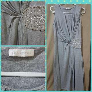Gray Promod Dress