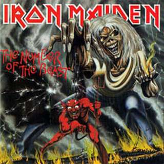 Iron Maiden - The Number Of The Beast (Enhanced CD/Imported)
