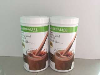 康寶萊營養蛋白素朱古力味(550g)Herbalife Protein Drink Mix(Dutch chocolate)