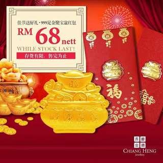 999足金●999 GOLD