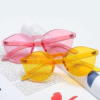 Frameless Candy Shades