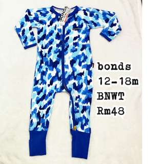 Bonds Wondersuit brand new
