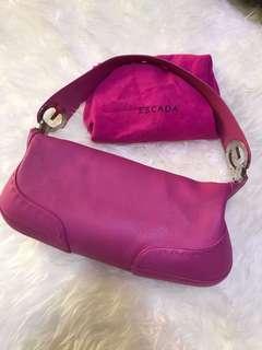Escada Luna Pink Leather