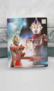 DVD Complete Ultraman Max Set