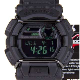 CASIO G-SHOCK WATCH GD-400MB-1 (100% AUTHENTIC)